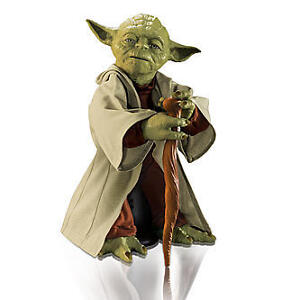 LEGENDARY MASTER YODA UP FOR SALE....GREAT CHRISTMAS GIFT !!!! Cambridge Kitchener Area image 5