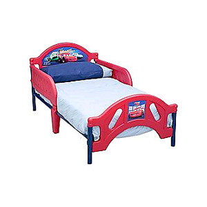 CARS TODDLER BED!!