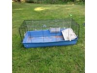 Hutch - home -Large pet cage for hamster, Guinea pig , small rabbit