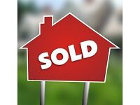 Do you need to sell your house in Derby? Or know someone who might? £1000 finder's fee!
