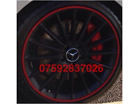 Alloy wheel guards Mercedes Bmw Audi Lexus Ford Vauxhall Seat Mini Kia Toyota Skoda