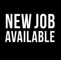 Part-time/Full-time work, customer service and sales