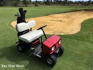 Single seat electric golf cart / affordable utility vehicle Forrestfield Kalamunda Area Preview