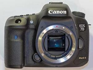 Canon 7D mk II in excellent condition - body only