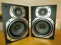 Wharfedale Laser 30 vintage speakers 50W