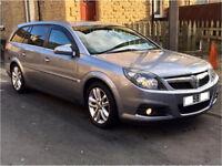 2009 Vauxhall Vectra SRi Estate | 1.8 VVTi | LPG Converted | Leather Interior | Sat Nav | XP2