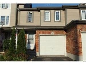 3 Bdrms Townhouse with Finished Basement, available March 1st