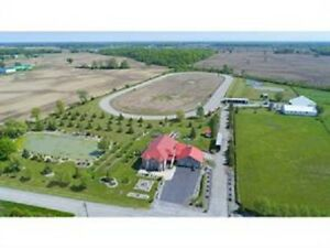 Amazing Farm Plus Custom Built House - All on 100 Acres!