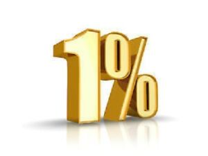 List Your Home For Just 1% Listing Commission*
