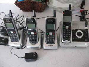Téléphone VTech 5.8 ghz