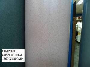 LAMINATE GRANITE BEIGE 1300 X 1300 MM BENCHES, DOORS, TABLES Underwood Logan Area Preview