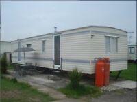 3 BEDROOMS CARAVAN FOR RENT/FANTASY ISLAND, SKEGNESS MON 25TH -SAT 30TH SEPT 5 NIGHTS STAY