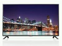 LG 50 LED Freeview TV Excellent Condition