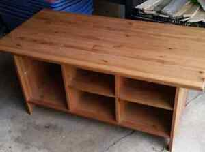 IKEA STYLE COFFEE TABLE TV STAND