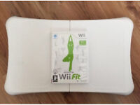 Wii Fit with Balance Board