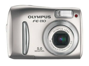 Olympus FE-110 5MP Camera 4 Sale Sarnia Sarnia Area image 1