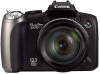Cannon Power Shot SX 20 IS