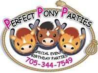 Perfect Pony Parties