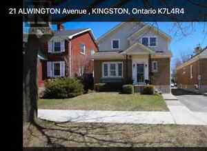 Beautifully Renovated 7 Bedroom Home Close to Queens University