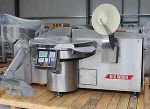 Smokehouses - grinder,bowl cutter,mixer,vacuum tumbler,injector Kitchener / Waterloo Kitchener Area image 5
