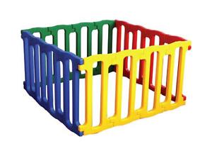 Jolly Kidz Magic Panel PlayPen Wanneroo Wanneroo Area Preview