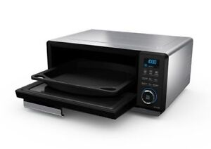 NEW - Countertop Oven & Indoor Grill with Induction Technology