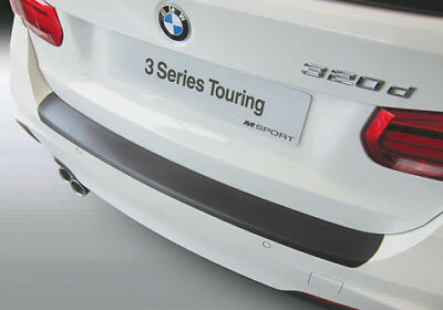 BMW Genuine Rear Bumper Edge Protector Guard 3 Series Touring F31 51472412729
