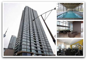 Short term Room Downtown close to Ryerson Cityplace, fort york