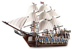 Lego Imperial Flagship 10210 Concord Canada Bay Area Preview