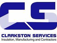 Workshop Operator Required - Clarkston Services Ltd