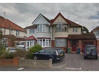 FANTASTIC SINGLE ROOM TO RENT IN PRIORY WAY, HARROW, HA2 6DQ