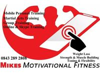 Fitness For You with Mobile Personal Trainer