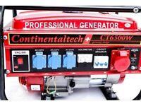 Heavy Duty Portable Petrol Generator KT6500W