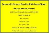 Cornwall's Newest Psychic & Wellness Show!!