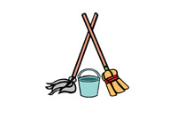 Full time Residential Apartment building Cleaner Required