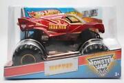 Iron Man Monster Truck