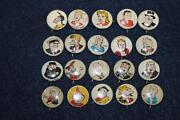 Pep Buttons