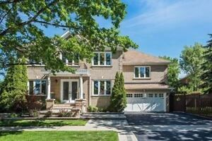 LEASE: Stunning Custom Home In Mill Pond  Richmond Hill - 4BR5WR