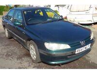Peugeot 406 2L petrol 109k 1998