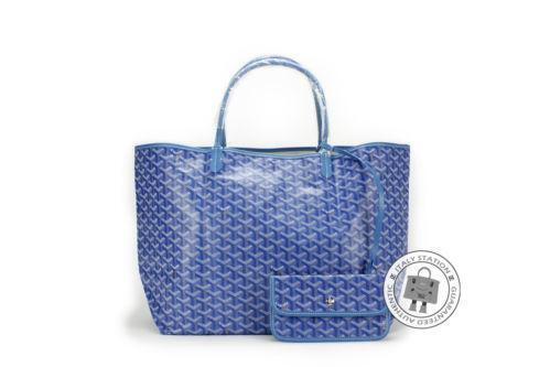 Goyard Handbags Tote Wallet Saint Louis EBay - Invoice template word free goyard online store