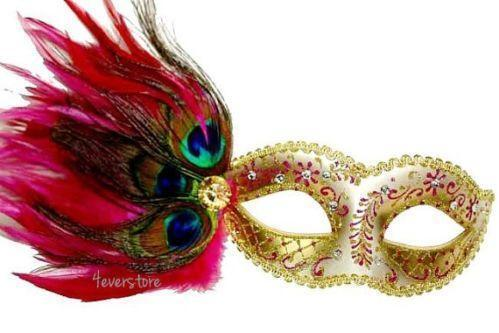 foto de Pink Masquerade Mask