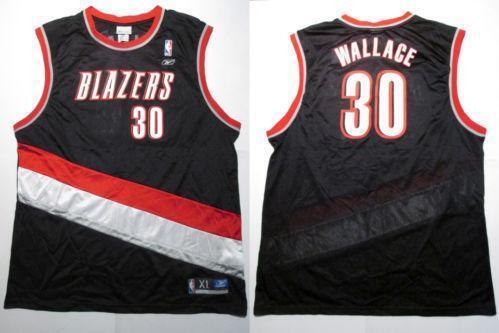 Rasheed Wallace Portland Jersey | EBay