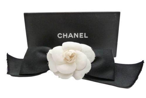 Chanel Camellia Pin Ebay