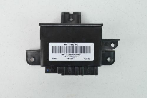 Gateway Buick Gmc >> Body control module - deals on 1001 Blocks