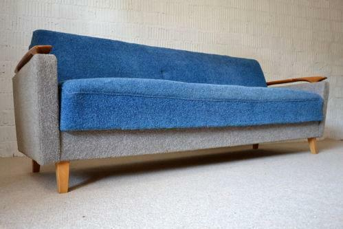 Simple $ 3 JPG Style - Popular 1950s sofa Bed New