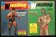 Vintage Wrestling Magazines