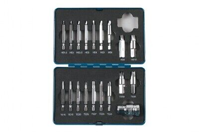 NEW RELEASE TORX STAR SCREW EXTRACTOR DAMAGED FIXING TOOL KIT