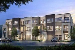 NEW TOWN HOMES FOR SALE IN BURLINGTON near GO Station
