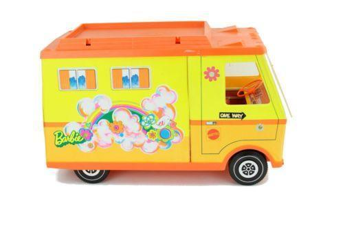 Barbie Camper Ebay