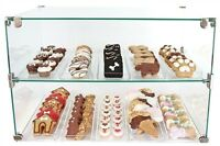 Glass Bakery Display Case